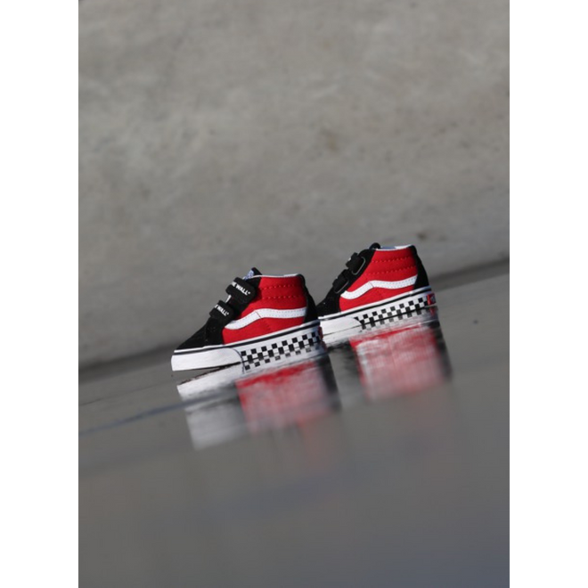Vans Sk8-mid Reissue Red/Black Checker TS VN0A348JVI71