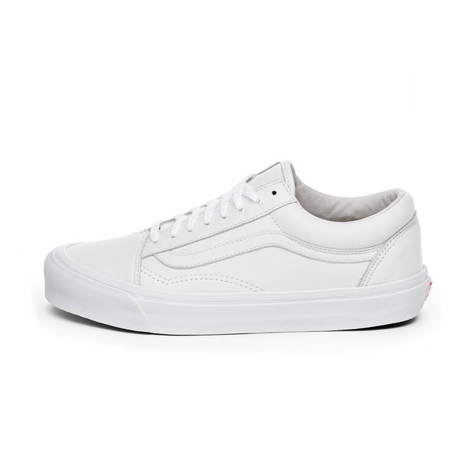 Vans Vault OG Old Skool LX (Vault White) | VN00VOJ1NT | Sneakerjagers