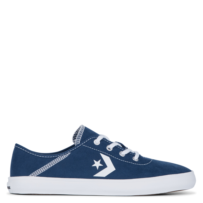 Costa Canvas Low Top