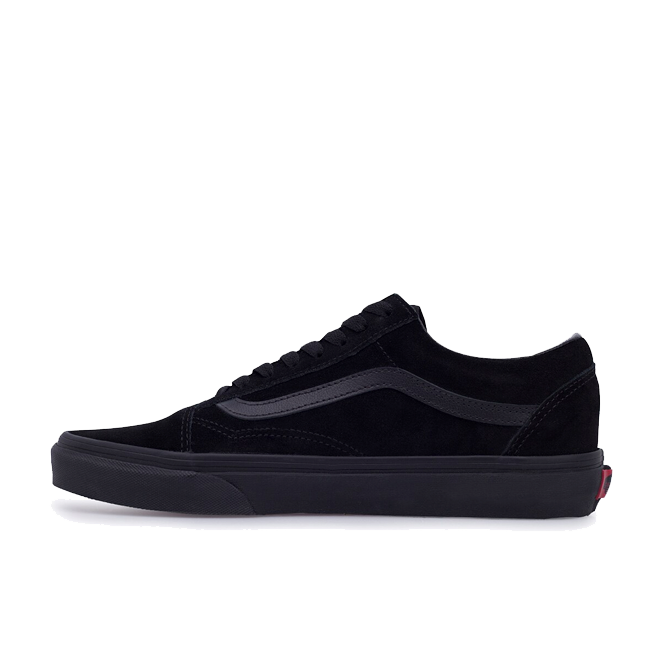 Vans Old Skool (Suede)Black/ Black/ Black