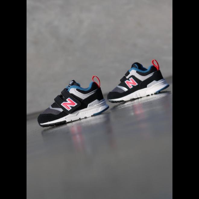 New Balance 997 Black/Red TS