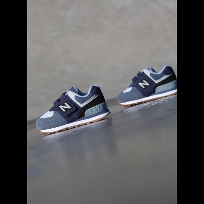 New Balance 574 Pigment/Blue TS