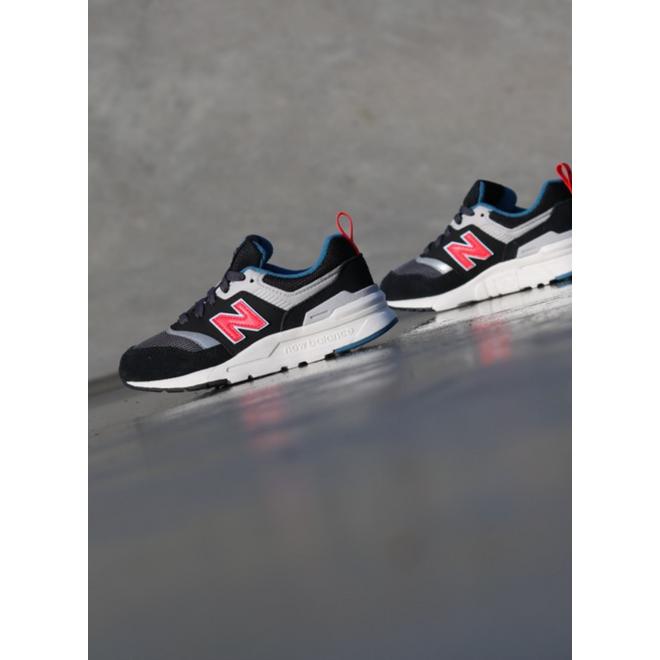 New Balance 997 Black/Red  PS