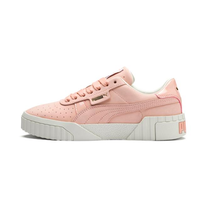 Puma Cali Nubuck Womens Sneakers