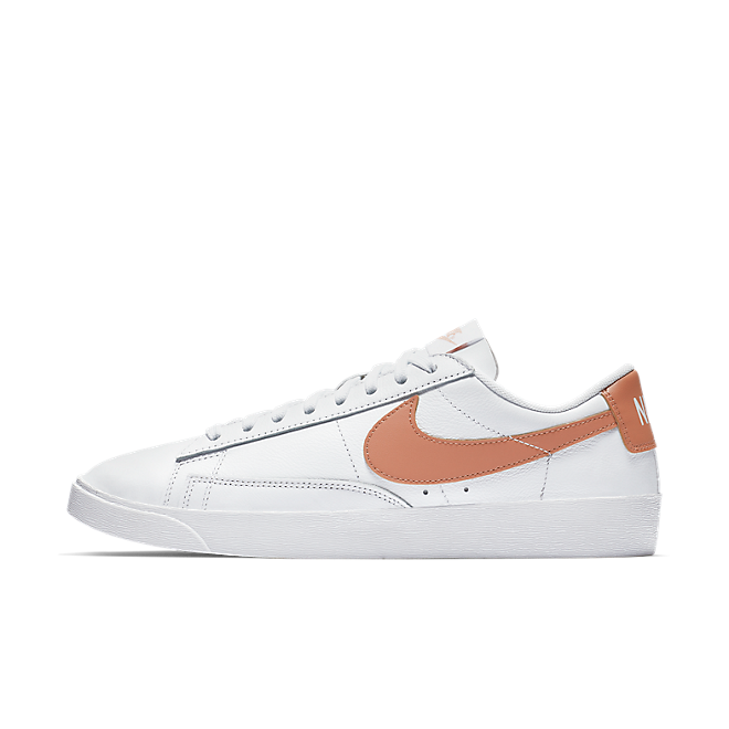 71aadc08edc Sneakers · Releaseskalender · Blog · Sale. Nike W Blazer Low Le White/ Rose  Gold-White