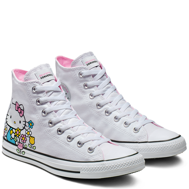Converse x Hello Kitty Chuck Taylor All Star High Top