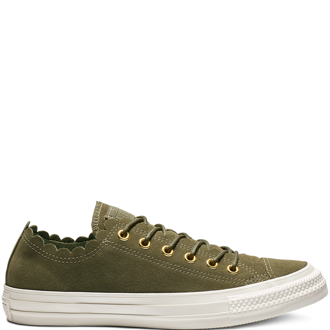 Chuck Taylor All Star Frilly Thrills Low Top