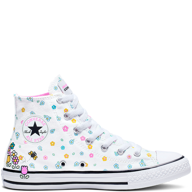 2hello kitty converse chuck