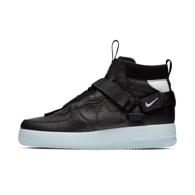 Nike Air Force 1 Utility Mid 'Black'