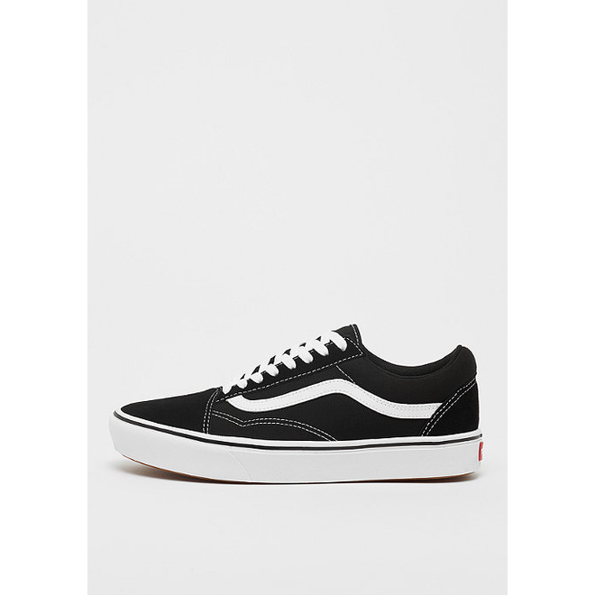 Vans Comfycush Old Skool Black White