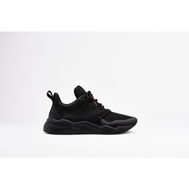 Arkk Asymtrix Mesh F-PRO90 Triple Black-Women