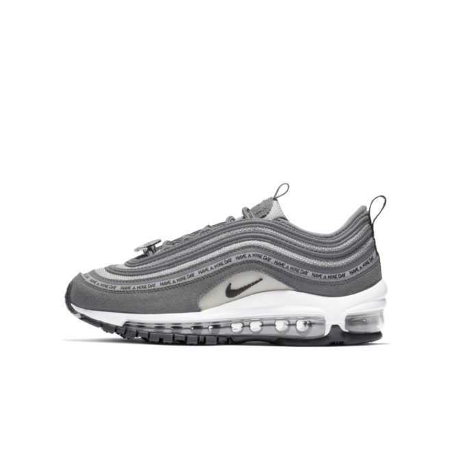 Nike Air Max 97 SE GS Grey 'Have A Nike Day' 923288-001
