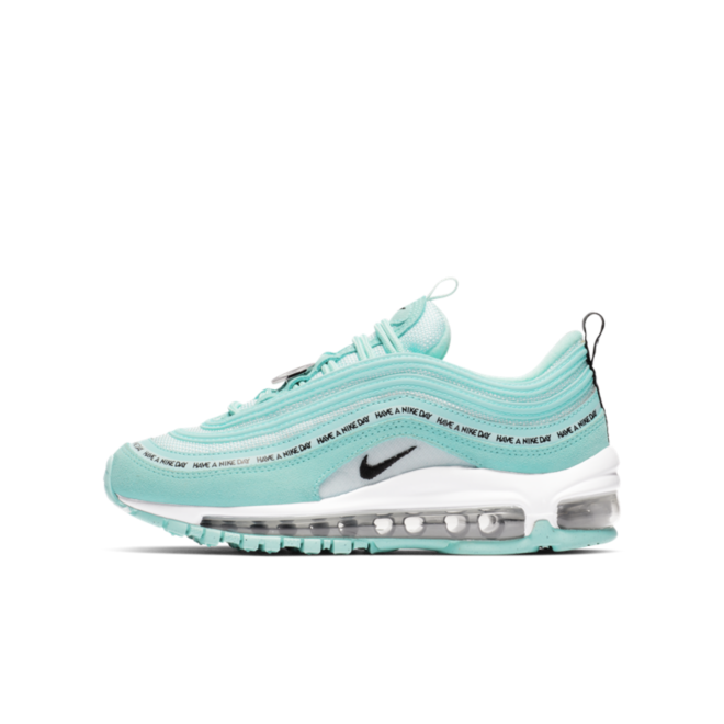 Nike Air Max 97 GS Teal 'Have A Nike Day' | 923288 300