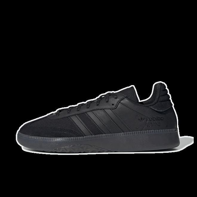 adidas Samba RM 'Triple Black' BD7672