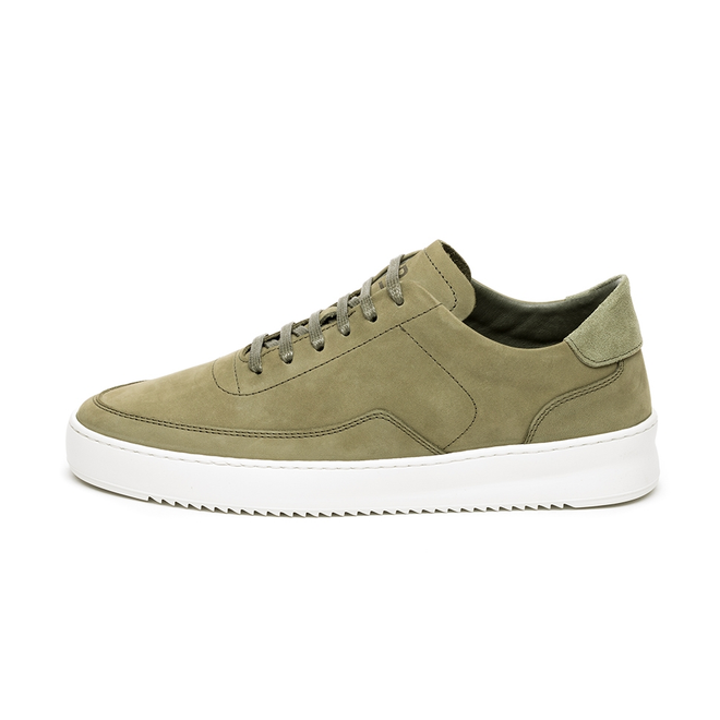 Filling Pieces Low Mondo Ripple Singular (Green)