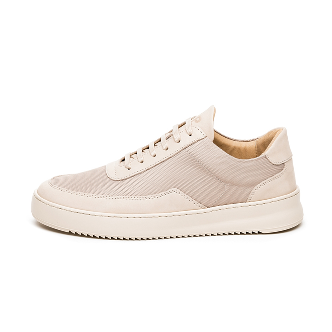 Filling Pieces Low Mondo Ripple Nardo Mesh (Beige)