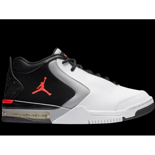 Jordan Air Jordan Big Fund White/Infrared 23 Black/Lt Smoke Grey