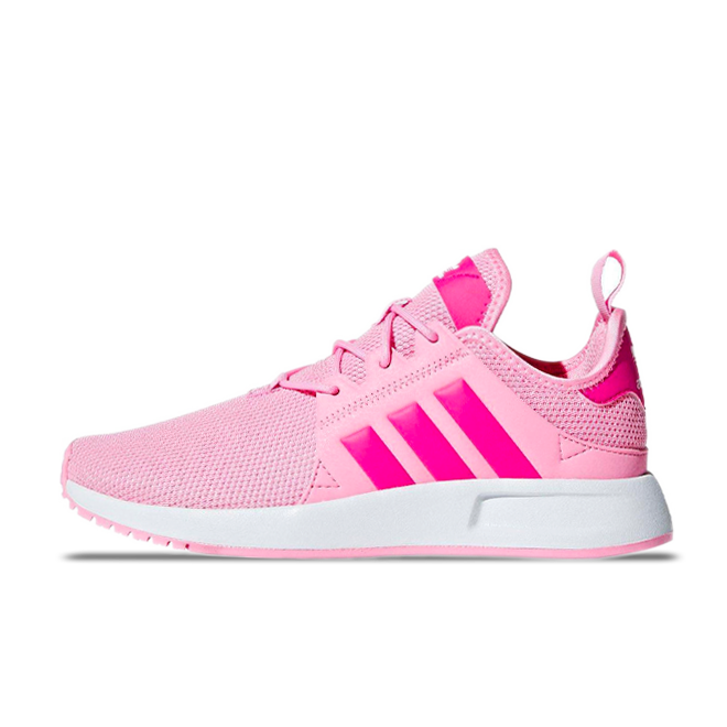 adidas X-PLR J Pink/ Shock Pink/ Ftw White