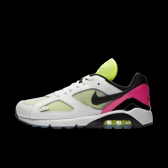 Nike Air Max 180 Berlin 'Hyper Pink' zijaanzicht
