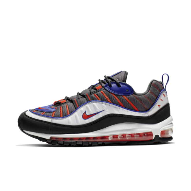 Nike Air Max 98 'Team Orange' zijaanzicht