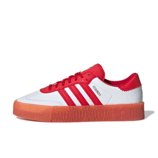 adidas Fiorucci Sambarose 'Red'