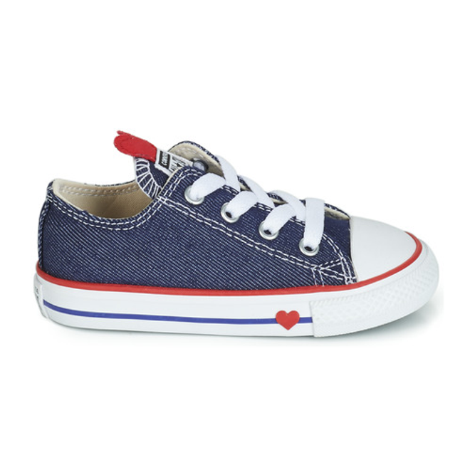 Converse Ox Denim/Love TS 763567C