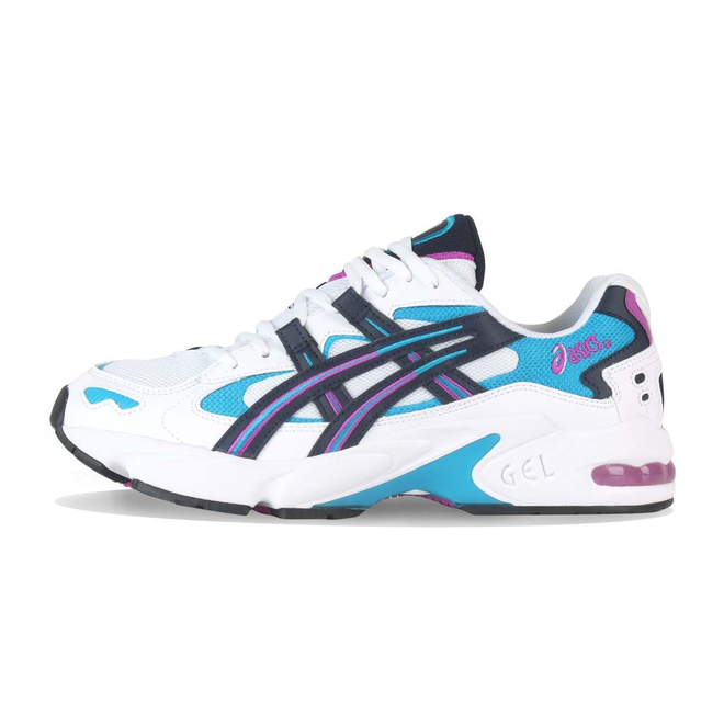 Asics Gel Kayano 5 OG White / Midnight