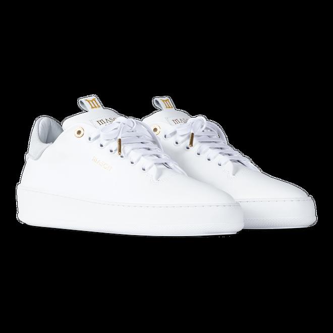 Mason Garments Roma - Leather / Suede - White