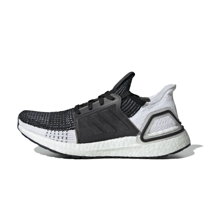 adidas Ultra Boost 19 'Black & White' B37704