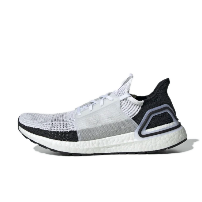 adidas Ultra Boost 19 'White & Black' B37707