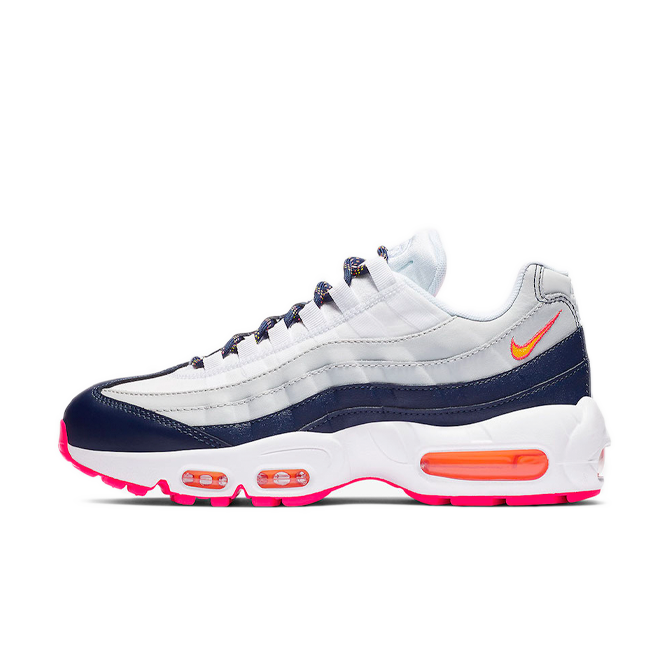 Nike Air Max 95 'Mid Night Navy' zijaanzicht
