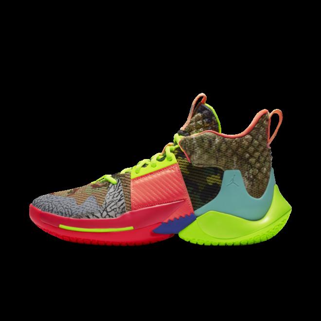 Air Jordan Why Not Zer0.2 'All Star' zijaanzicht