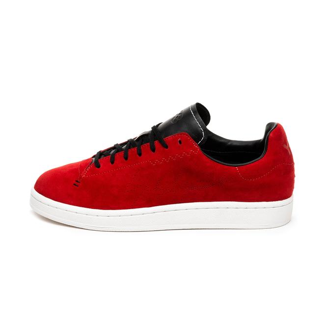 adidas Y-3 Yohji Court (Red / Core Black / Core White)