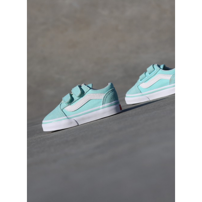 Vans Old skool Mint/White TS