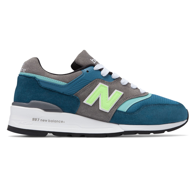 New Balance M997PAC *Made in USA* (Blue / Green)