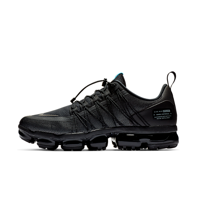 buy popular ac032 8fae1 Nike Air Vapormax Run Utility Black/ Cool Grey-Blue Fury | BV1281002