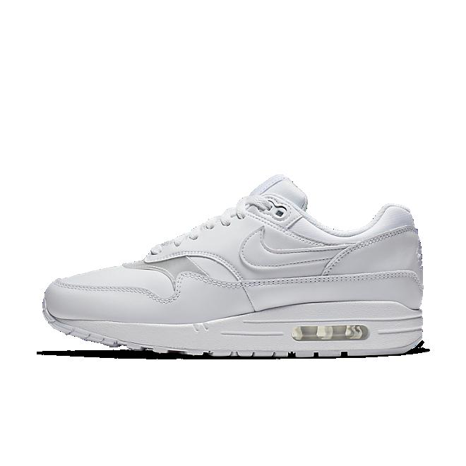 Nike WMNS Air Max 1 'White' zijaanzicht