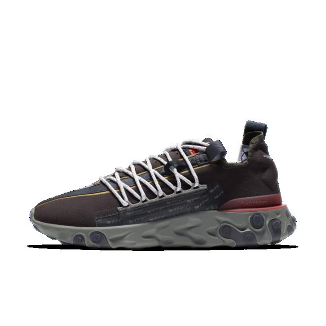 Nike React WR ISPA 'Dark Stucco'