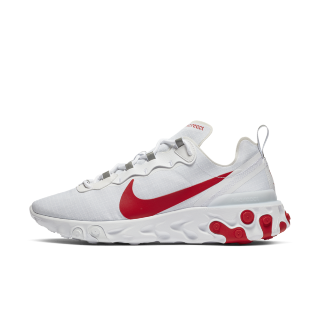 Nike React Element 55 'Bright Crimson' BQ6167-102