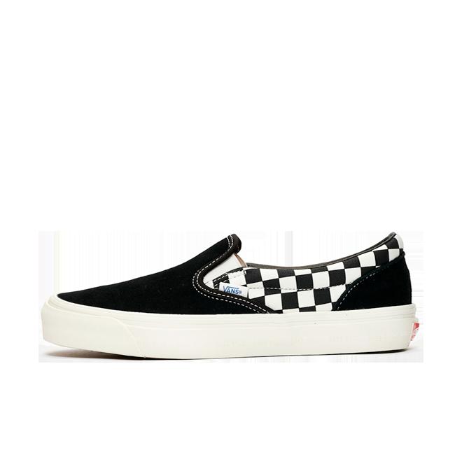Vans Vault Classic Slip-On LX 'Checkerboard'