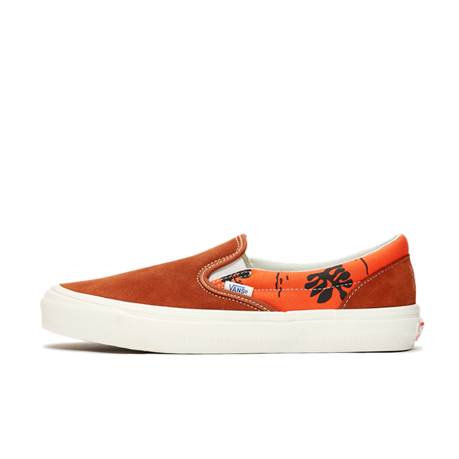 Vans Vault Classic Slip-On LX 'Hawaiian'