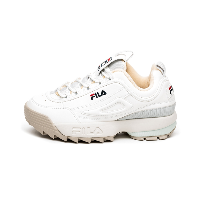 FILA Heritage Disruptor CB Low Wmn (Marshmallow / Grey ...