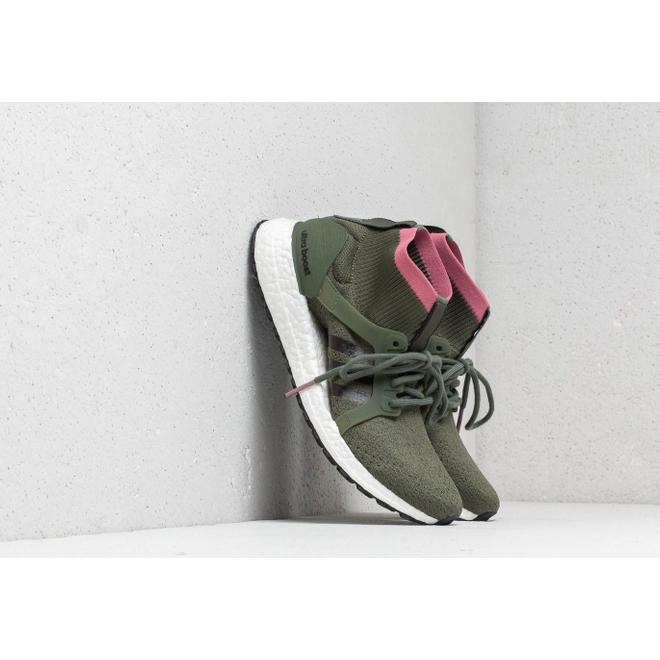 adidas UltraBOOST X All Terrain Trace Green