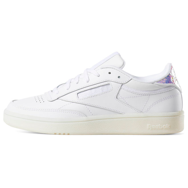 Reebok Club C 85 (White / True Grey) CN7753