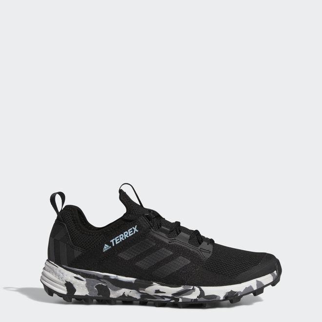 Frauen adidas TERREX TERREX Agravic Speed Schuh Core Black