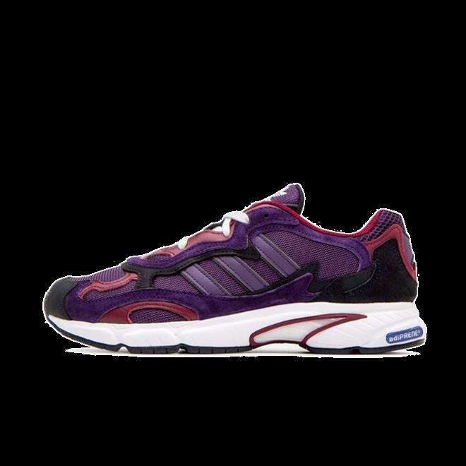 Adidas Temper Run 'Legend Purple' zijaanzicht