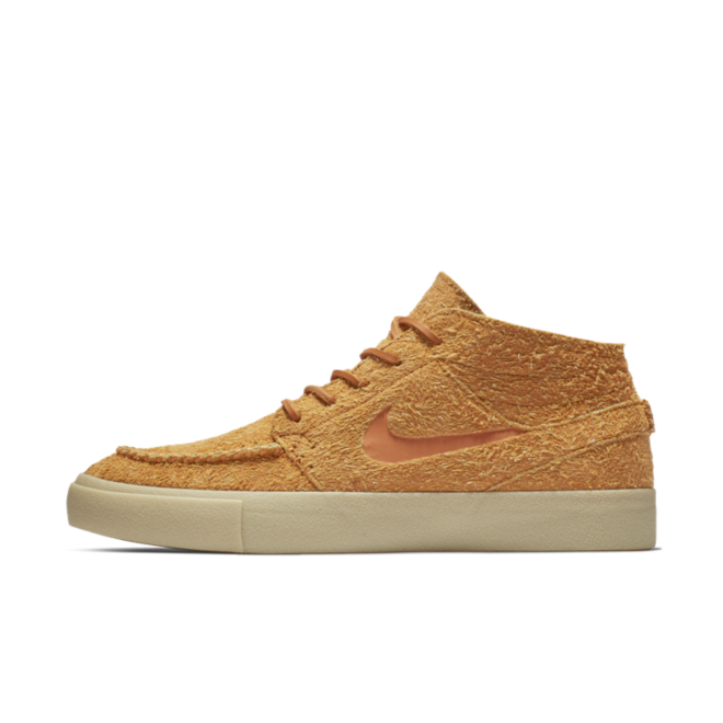 Nike SB Stefan Janoski Mid Crafted 'Cinder Orange'