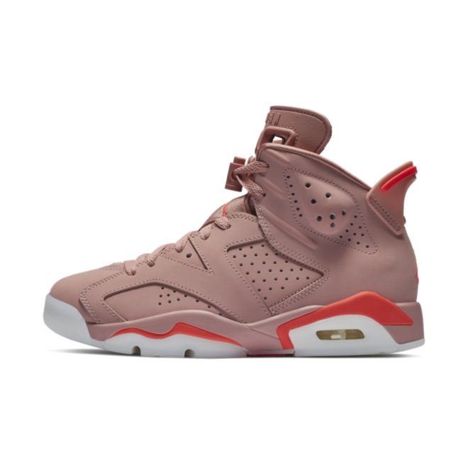 Aleali May x Air Jordan 6 'Rust Pink' CI0550-600