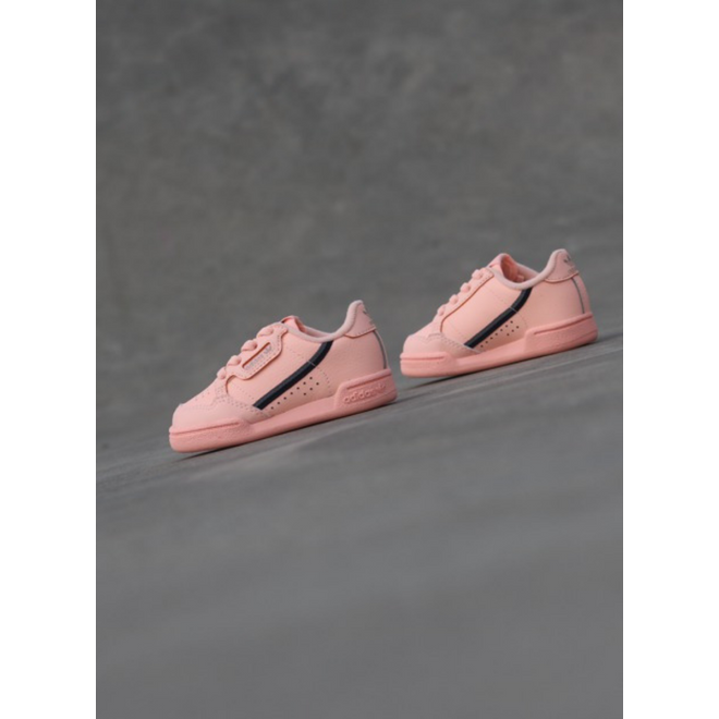 Adidas Continental 80 Pink/Leather TS F97523