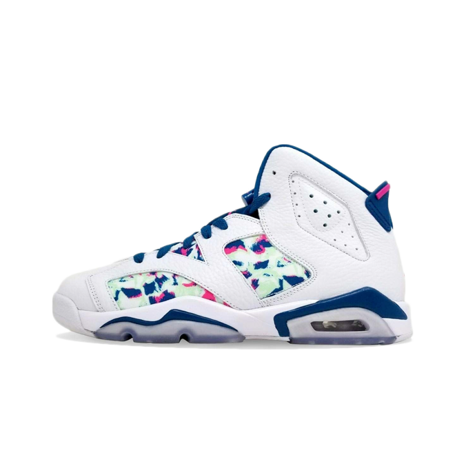 Air Jordan 6 Retro GS 'Laser Fuchsia'